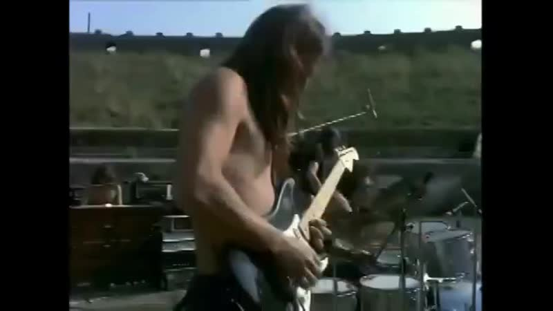 PINK FLOYD ECHOES full From Live at Pompeii HD