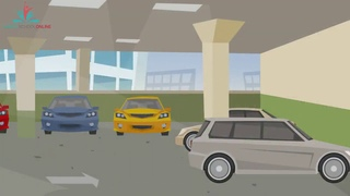 Daily Mandarin - Parking lot