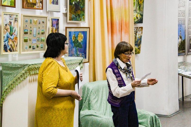 Выставка «Шадринский вернисаж 10». 2020 г.