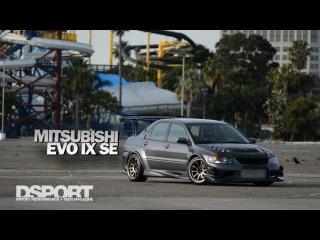 DSPORT DVD #19: Street Cyber EVO iX