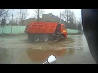 Мото wov1 - Дзержинское море
