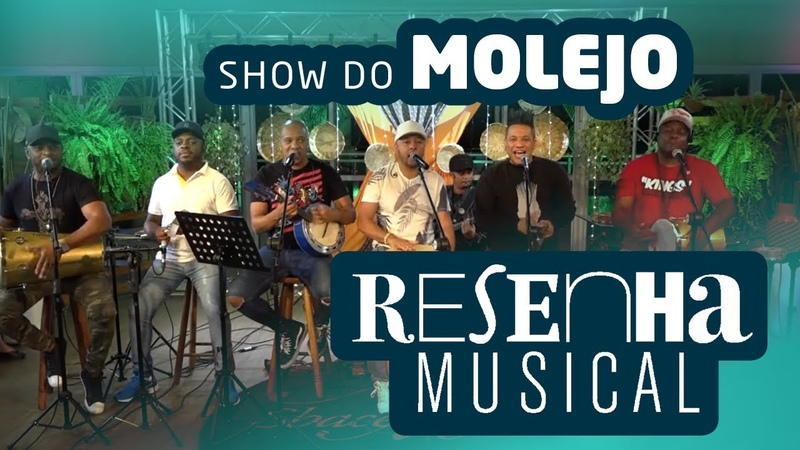 Show Completo Molejo Programa Resenha Musical