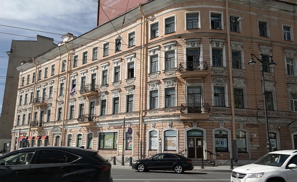 Архитектура Санкт-Петербурга, Петроградка 2020