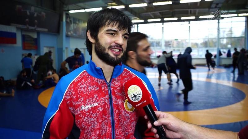 Ахмед Вараев на Чемпионате России 2020 Наро Фоминск