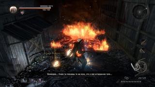 Nioh - Прохождение #5 - Охваченный пламенем (Доп. задание)