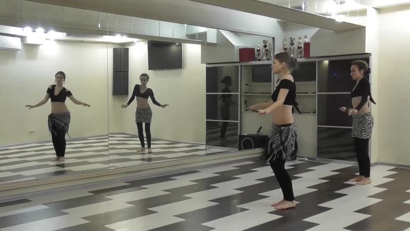 Отрывок хореографии Близнецы @ Танцуй с ОльКа
