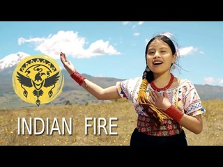 Inty Pakarina /Cover Indian Fire / (Official Music Video)
