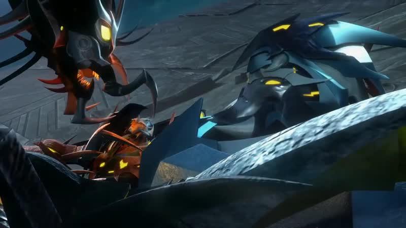 Transformers Prime Beast Hunters ~ Predacons Rising