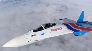 """Исполнилось 30 лет с момента создания авиационной группы высшего пилотажа """"Русские Витязи""""."""