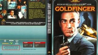 Cine Accion-James Bond contra Goldfinger *1963*