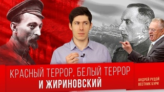 Красный террор, белый террор и Жириновский