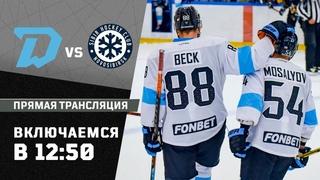 Динамо Минск – Сибирь |  | Товарищеский матч