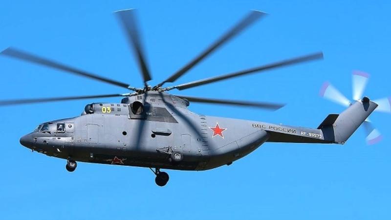 Самый большой вертолет в мире Анатомия Монстров