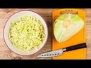 5 РЕЦЕПТОВ из капусты, которые должны быть у каждой хозяйки