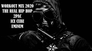 Hard Workout 2Pac Eminem Ice Cube Mix 2020 - The Real Hip Hop Music - Rap - MMA UFC Music - Gangster