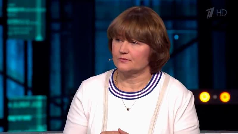 Елена Нурмухаметова в программе Док ток