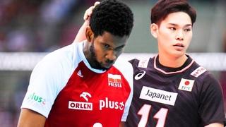 The Game When Wilfredo Leon  Became a Yuji Nishida Fan