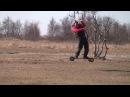 Kiting-Benny KLB Fun Rail and Fail Schillig Ostern 2013