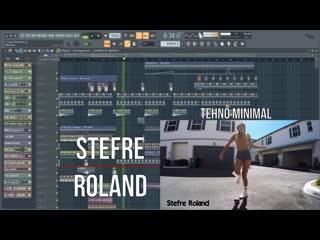 Stefre Roland -TEHNO MINIMAL ID