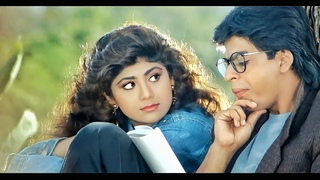 Kitaben Bahut Si Full Video Song | Baazigar | Shahrukh Khan, Shilpa Shetty |