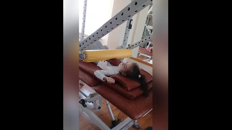 Марьяма в клинике восстановительного лечения БиАТи