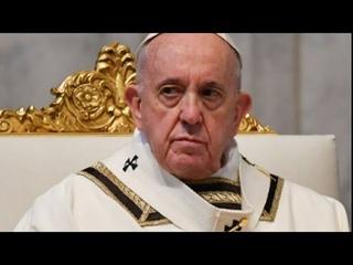 """Папа Римский: """"Частная собственность -это НЕ по христиански!"""" Отмена налички в ресторанах Италии."""