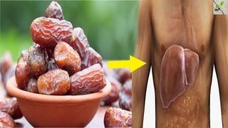 Schau was mit deinem Körper passiert, wenn du 3 Datteln am Tag eine Woche lang isst