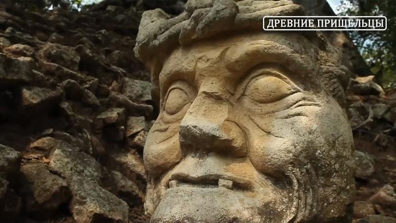 Загадка Каменных Гигантов Древние пришельцы s15e05