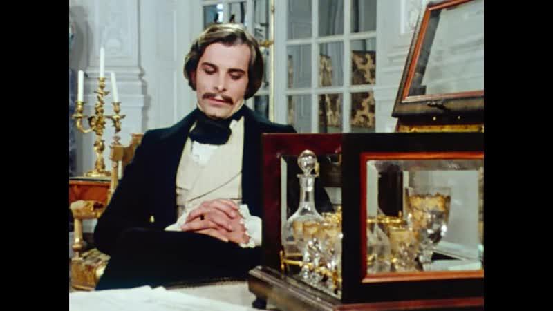 Граф Монте Кристо мини сериал серия 3 Le comte de Monte Cristo 1979 режиссер Дени де Ла Пательер