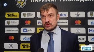 Кирилл Алексеев: «Сказал ребятам: когда прижат спиной к стенке, есть два варианта» ()