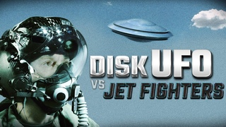 👽 US Fighter Jets Scrambled As 'Real UFO Disk' Appears Over California