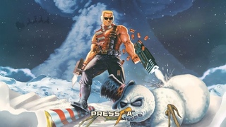 Duke: Nuclear Winter (1) Christmas Special