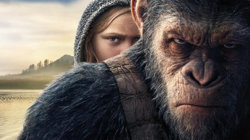 Планета обезьян Все части Восстание Революция Война