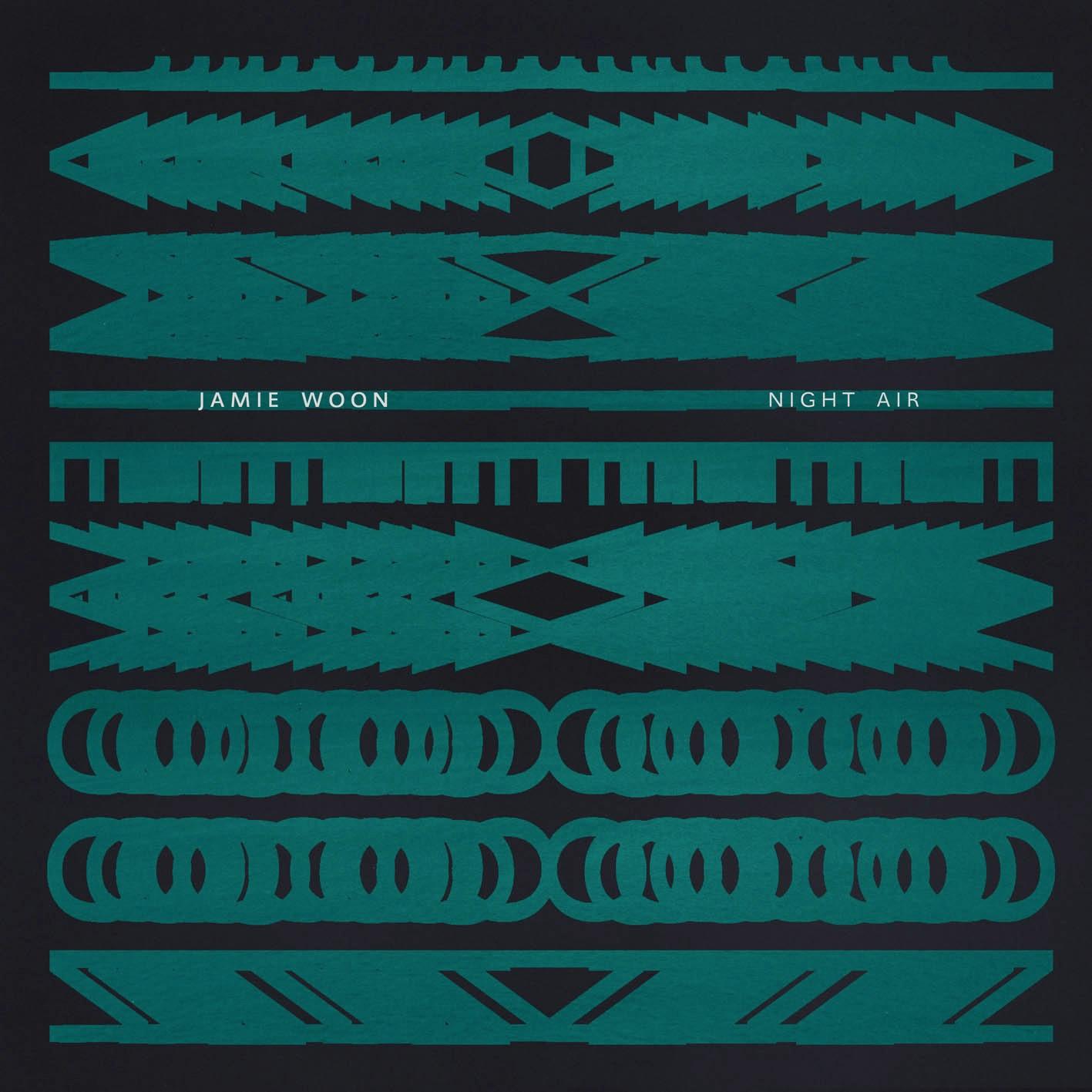 Jamie Woon album Night Air - EP