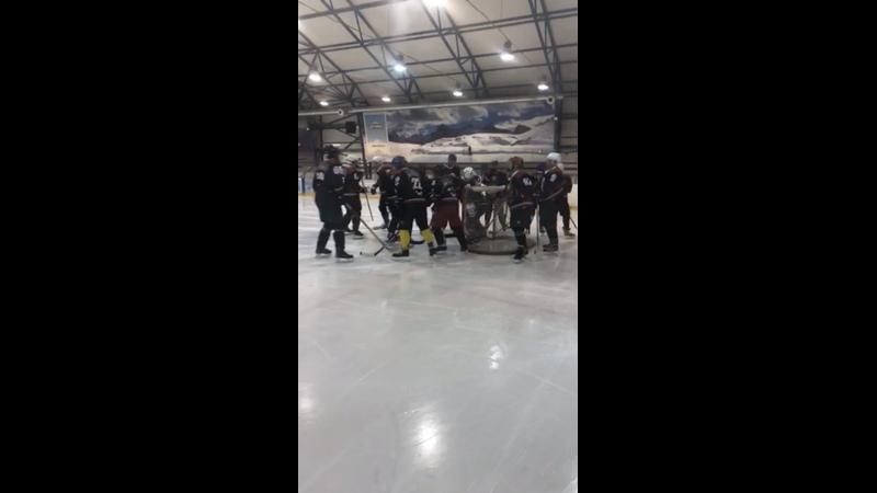 Видео от ХК Трудовик