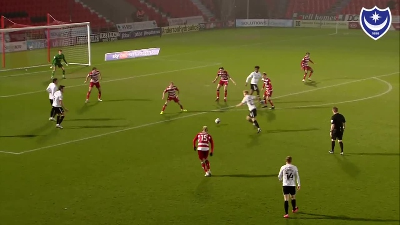 Highlights Doncaster Rovers 2-1 Portsmouth