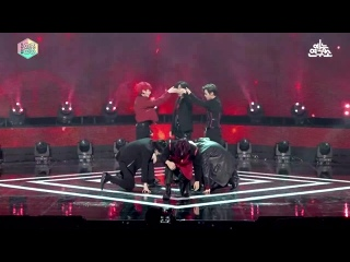 [FANCAM:PERF] 210227 WEi - All Or Nothing @ MBC «Music Core».