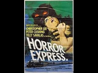O Expresso do Horror(1972)-Eugenio Martín-Reino Unido