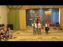 Цирковое представление Шоу гравитация.