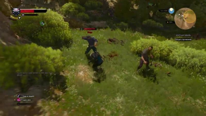 Ведьмак 3 Дикая Охота издание Игра года