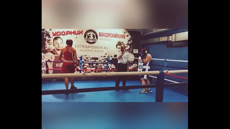 Boxing OrekhovoZyevo