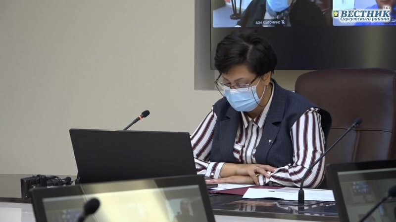 Видео от Вестник Сургута и Сургутского района
