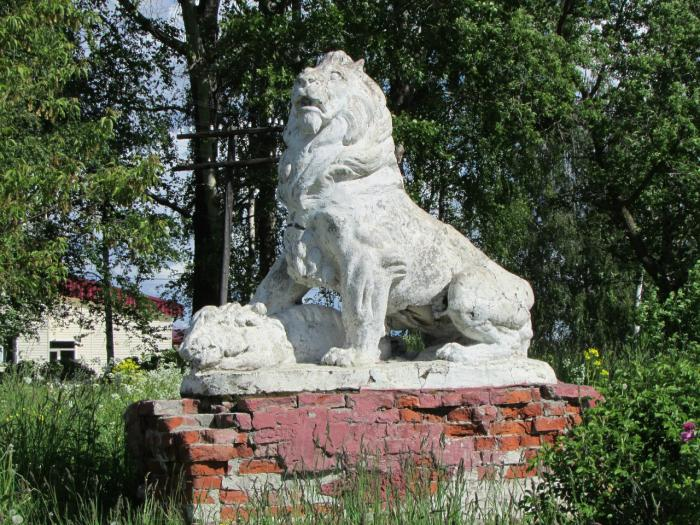 Царь зверей в Сольвычегодске., изображение №4