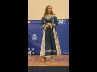 Песня «Серёжа» в исполнении Юлии Борисевич