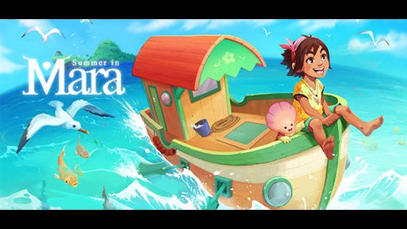 СТРИМ Summer in Mara Лето на острове Мара 5
