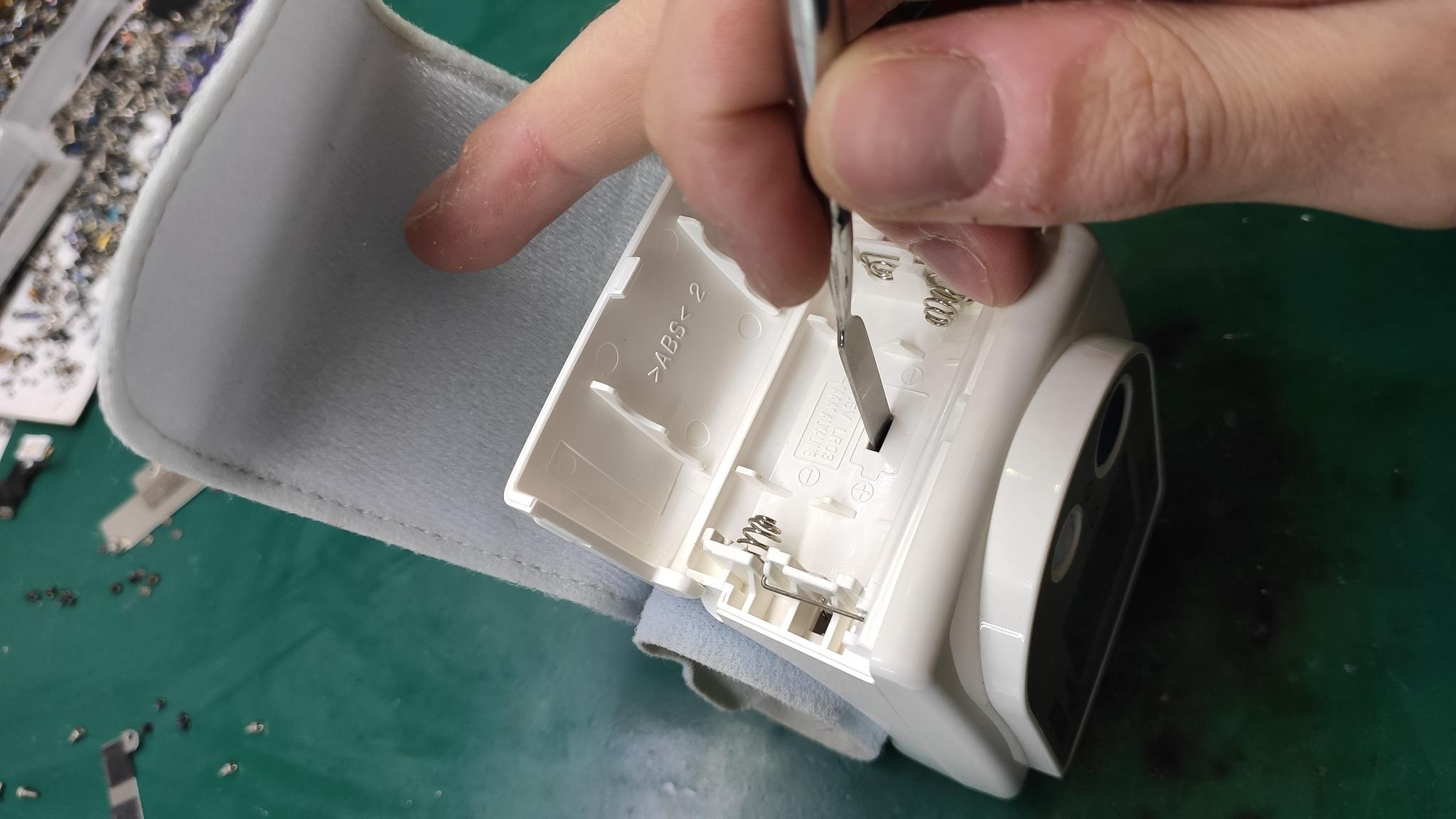 О здравии пост) Простой ремонт тонометра