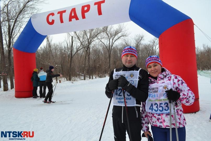 Первенство города по лыжным гонкам отменили