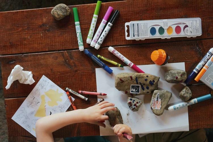 Искусство полезно для детей