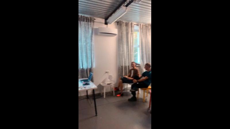 Видео от Оли Буравихиной