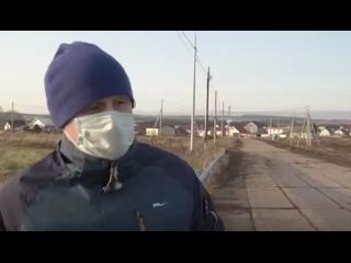 Жители пермской деревни просят Германию забрать себе дорогу и отремонитровать её